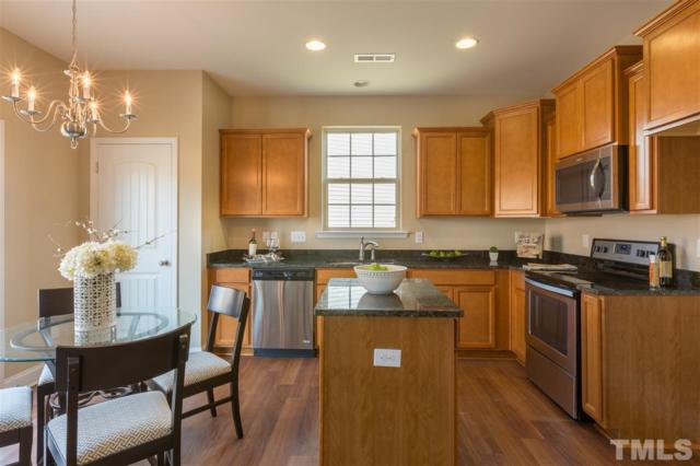 1669 Hawksbill Drive #69, Franklinton, NC 27525 (#2171220) :: Raleigh Cary Realty
