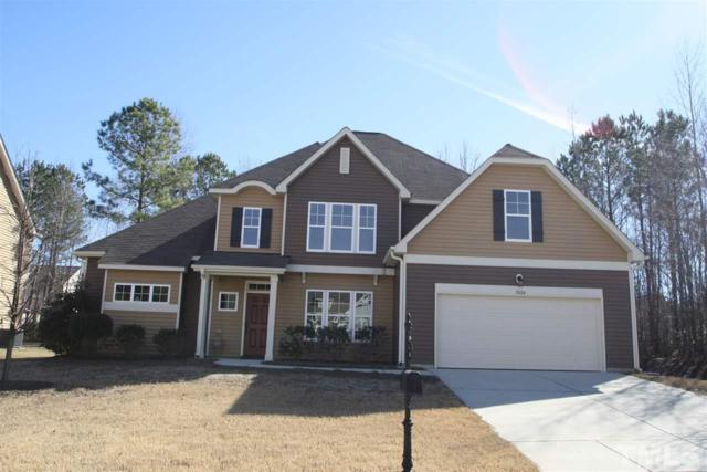 5024 Stonewood Pines Drive, Knightdale, NC 27524 (#2171270) :: The Jim Allen Group