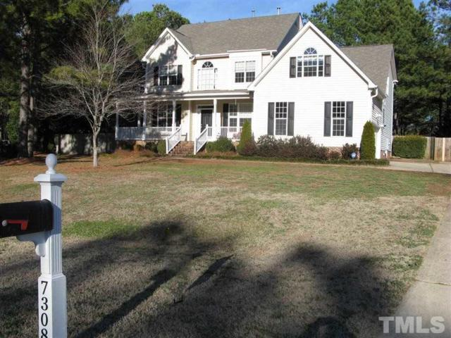 7308 Clarincarde Court, Wake Forest, NC 27587 (#2171281) :: Rachel Kendall Team, LLC