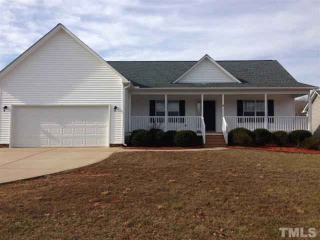 1064 S Willhaven Drive, Fuquay Varina, NC 27526 (#2171293) :: The Jim Allen Group