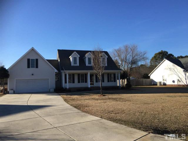 156 Day Lily Lane, Dunn, NC 28334 (#2171354) :: Raleigh Cary Realty