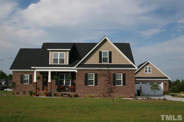 411 Willowcroft Court, Dunn, NC 28334 (#2171404) :: Rachel Kendall Team, LLC