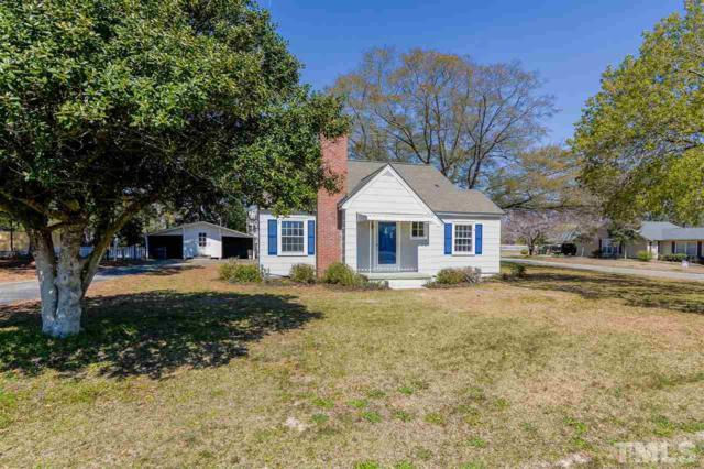 11 E Lofton Street, Lillington, NC 27546 (#2171413) :: Raleigh Cary Realty