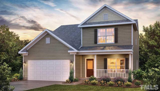197 Gaillardia Way, Clayton, NC 27527 (#2171425) :: Rachel Kendall Team, LLC