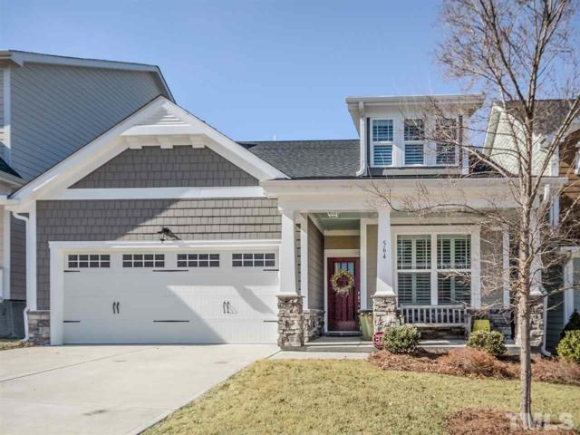 564 N Serenity Hill Circle, Chapel Hill, NC 27516 (#2171455) :: Triangle Midtown Realty