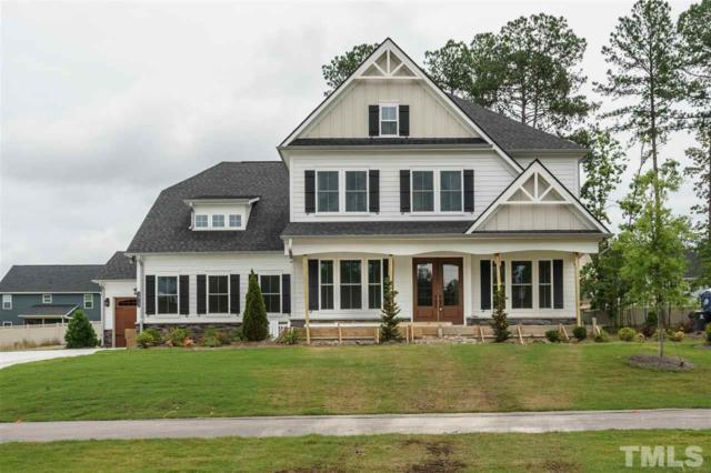 2913 Jordan Pointe Boulevard, New Hill, NC 27513 (#2171457) :: The Abshure Realty Group