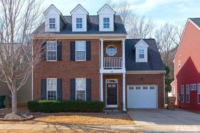 127 Tuscarora Lane, Clayton, NC 27520 (#2171492) :: Rachel Kendall Team, LLC