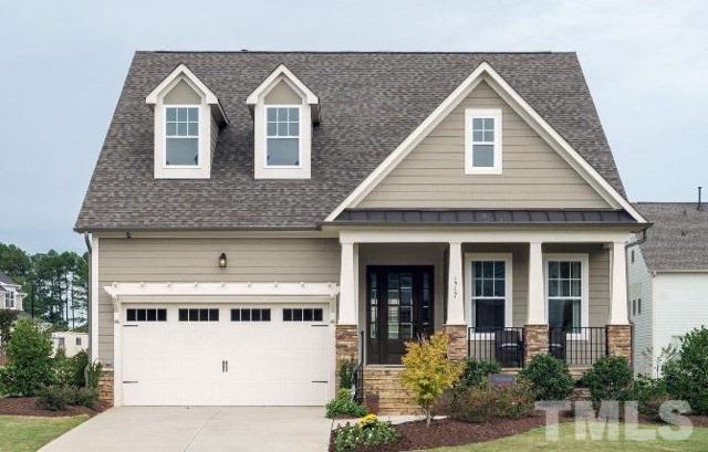 1317 Gilwood Drive, Apex, NC 27523 (#2171505) :: Rachel Kendall Team, LLC