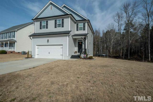 218 Carissa Drive, Smithfield, NC 27577 (#2171509) :: The Jim Allen Group