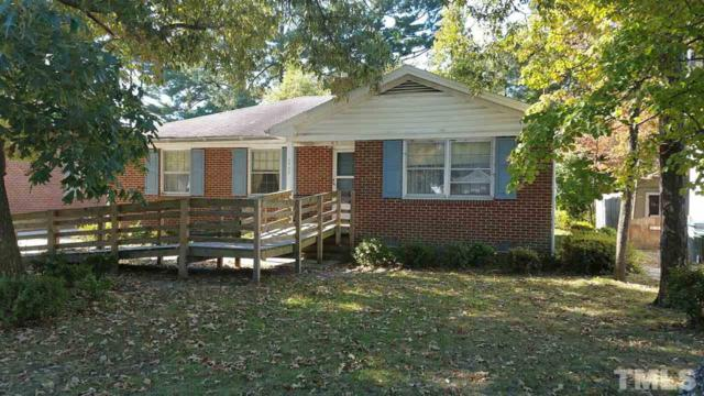 1129 Hill Street, Rocky Mount, NC 27801 (#2171541) :: Raleigh Cary Realty