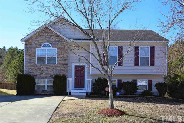 5 Newtown Court, Durham, NC 27713 (#2171542) :: Raleigh Cary Realty