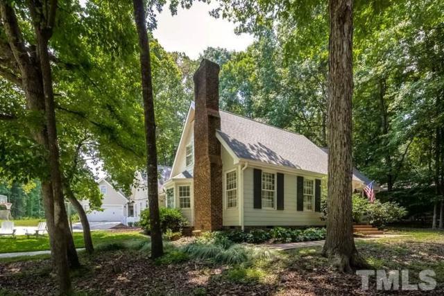 202 Forest Ridge Drive, Chapel Hill, NC 27514 (#2171572) :: Rachel Kendall Team, LLC