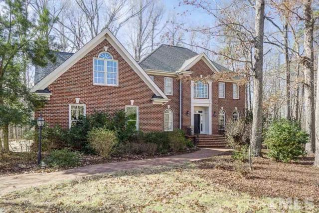 102 Quarry Place, Chapel Hill, NC 27517 (#2171606) :: Raleigh Cary Realty