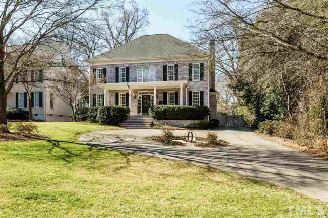 2729 St Marys Street, Raleigh, NC 27609 (#2171624) :: Raleigh Cary Realty
