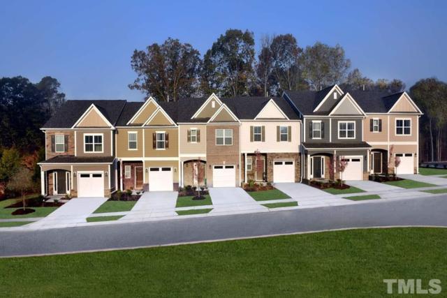 306 Castien Cove Place #16, Apex, NC 27539 (#2171637) :: Rachel Kendall Team, LLC
