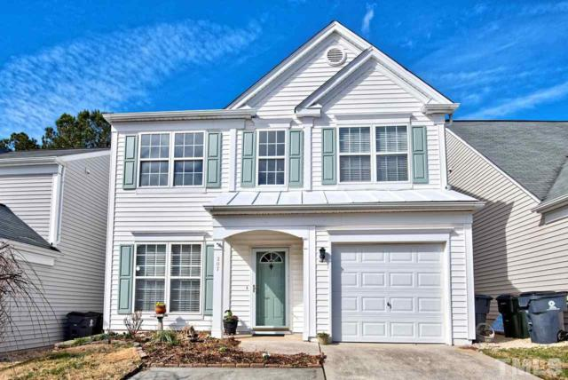 207 Durston Loop, Morrisville, NC 27560 (#2171638) :: Raleigh Cary Realty