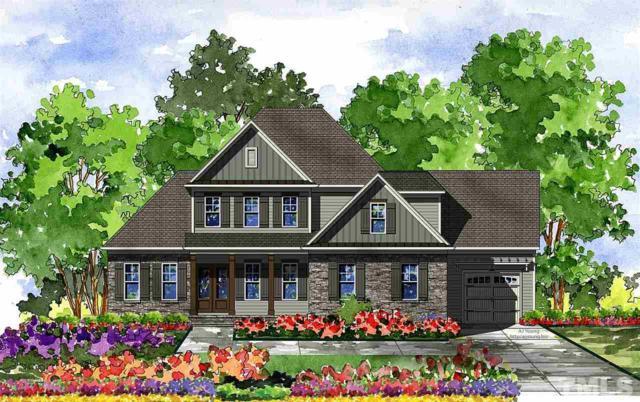 161 Leatherwood Lane, Chapel Hill, NC 27517 (#2171655) :: Rachel Kendall Team, LLC