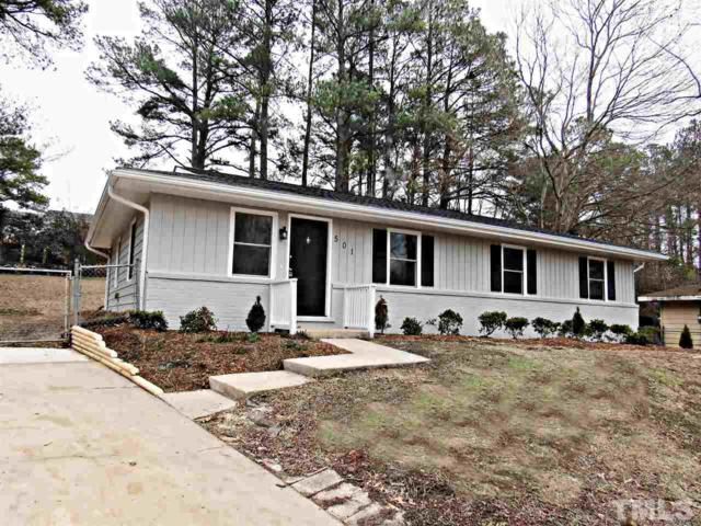 501 Solar Drive, Raleigh, NC 27610 (#2171662) :: The Jim Allen Group