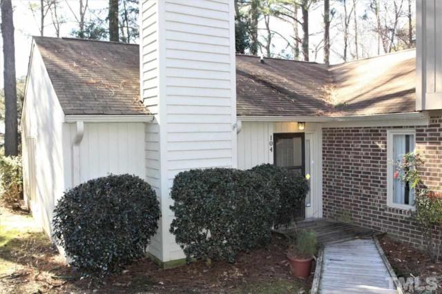 104 Beaver Dam Court, Chapel Hill, NC 27514 (#2171722) :: The Jim Allen Group