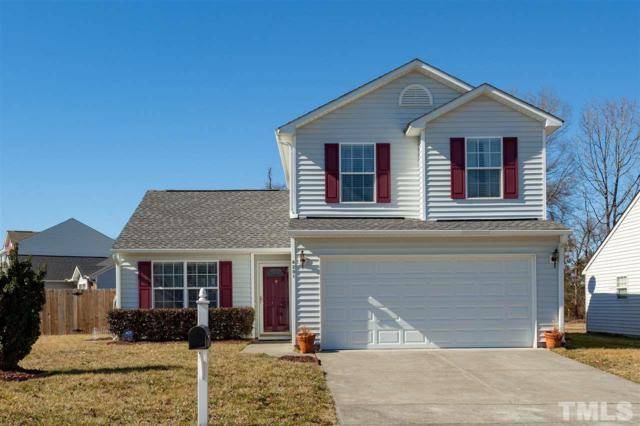 4201 Springfield Creek Drive, Raleigh, NC 27616 (#2171723) :: Rachel Kendall Team, LLC