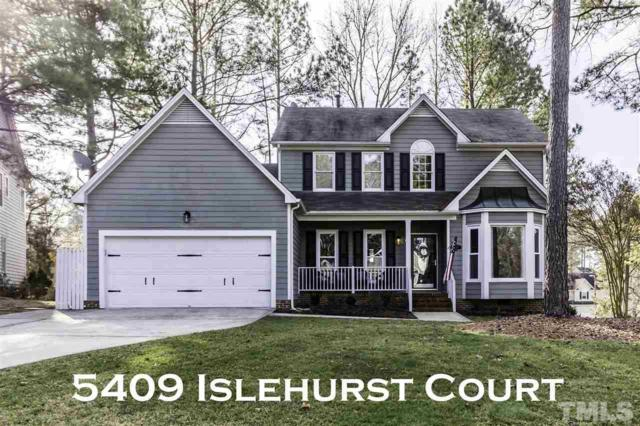 5409 Islehurst Court, Raleigh, NC 27613 (#2171724) :: Rachel Kendall Team, LLC