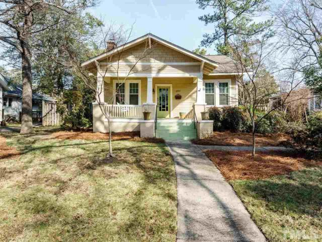 2211 The Circle, Raleigh, NC 27608 (#2171730) :: Rachel Kendall Team, LLC
