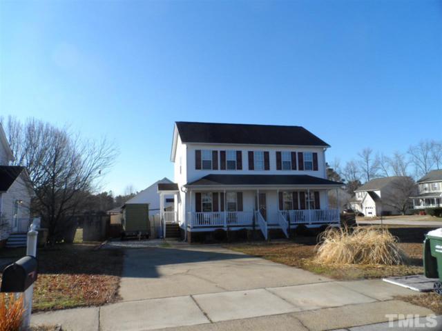 200 Bentwood Lane, Clayton, NC 27520 (#2171742) :: Rachel Kendall Team, LLC