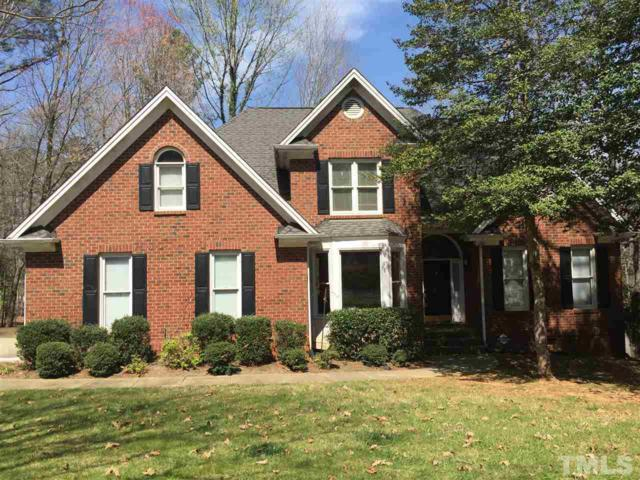 4821 Sunset Forest Circle, Holly Springs, NC 27540 (#2171753) :: The Jim Allen Group