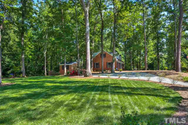 1128 Sourwood Drive, Chapel Hill, NC 27517 (#2171759) :: Raleigh Cary Realty