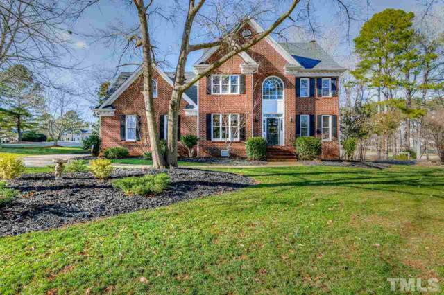 5436 Lake Edge Drive, Holly Springs, NC 27540 (#2171764) :: The Jim Allen Group
