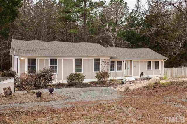 1022 Adolph Taylor Road, Pittsboro, NC 27312 (#2171825) :: RE/MAX Real Estate Service