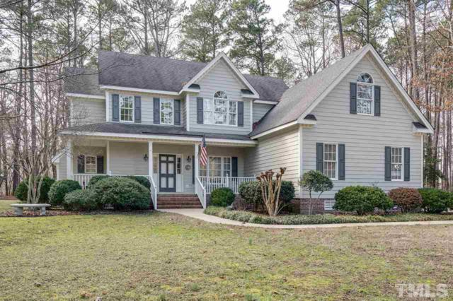 6452 Saddlehorn Court, Rocky Mount, NC 27803 (#2171889) :: The Jim Allen Group