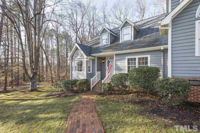 110 Lomond Lane, Cary, NC 27518 (#2171894) :: Raleigh Cary Realty