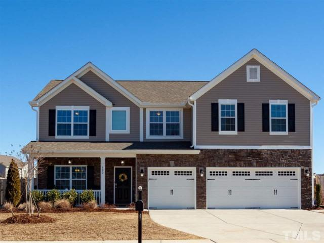 802 Harvest Point Drive, Fuquay Varina, NC 27526 (#2171908) :: Raleigh Cary Realty