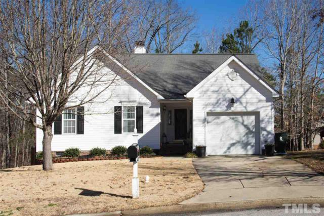 205 Braxberry Way, Holly Springs, NC 27540 (#2171928) :: The Jim Allen Group