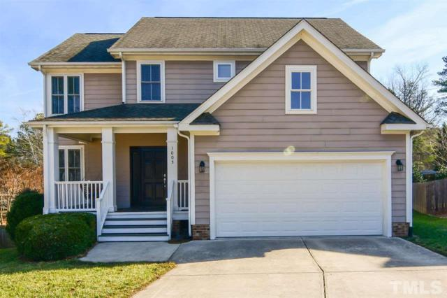 1005 Proper Court, Apex, NC 27502 (#2171962) :: Rachel Kendall Team, LLC