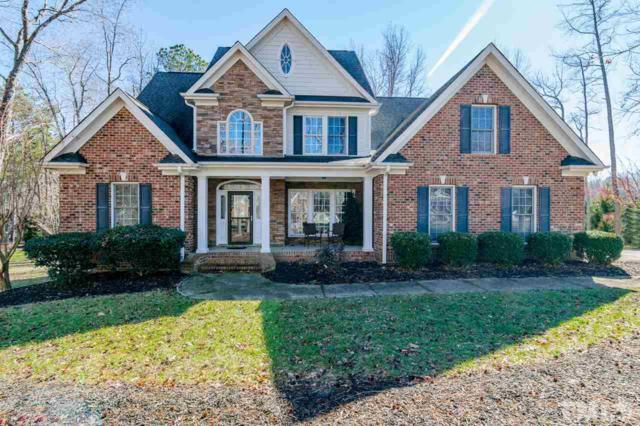 5916 Two Pines Trail, Wake Forest, NC 27587 (#2171988) :: Rachel Kendall Team, LLC