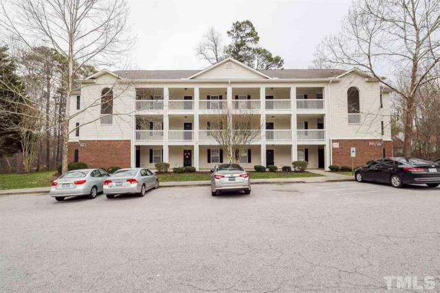 1901 Trailwood Heights Lane #103, Raleigh, NC 27603 (#2172042) :: Raleigh Cary Realty