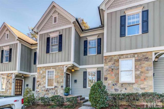 816 Cotton Exchange Court, Raleigh, NC 27608 (#2172066) :: The Jim Allen Group