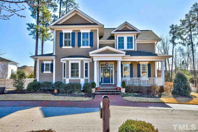 244 Windy Knoll Circle, Chapel Hill, NC 27516 (#2172125) :: Triangle Midtown Realty