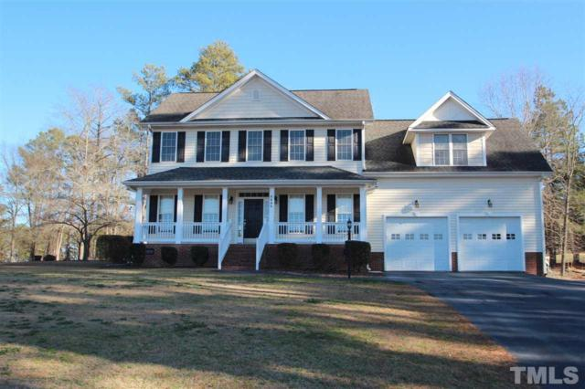5805 Mockingbird Lane, Sanford, NC 27332 (#2172126) :: The Abshure Realty Group