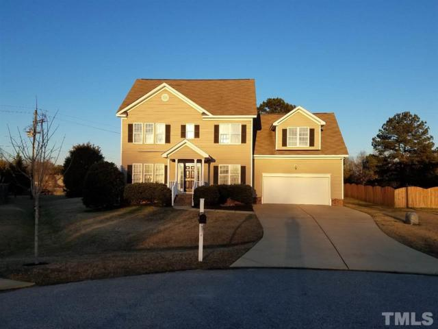 6404 Sarrucca Court, Holly Springs, NC 27540 (#2172140) :: The Jim Allen Group