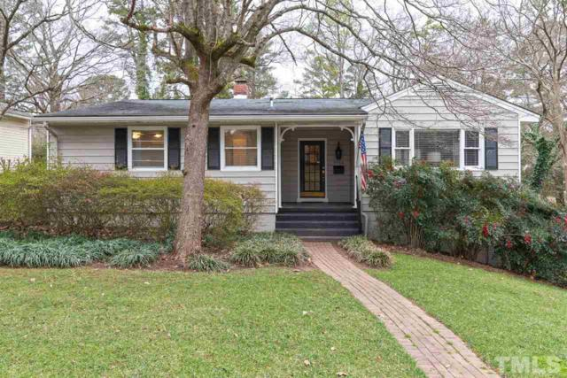 2913 Anderson Drive, Raleigh, NC 27608 (#2172151) :: Triangle Midtown Realty