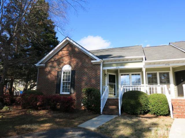 5716 Grasmere Court, Raleigh, NC 27609 (#2172167) :: Rachel Kendall Team, LLC