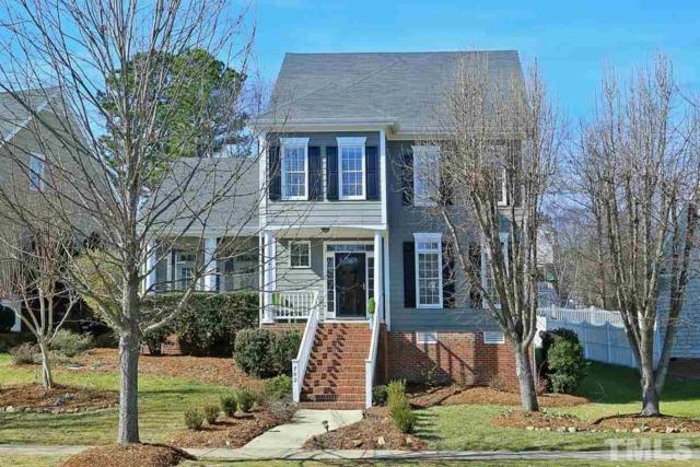 702 Highgrove Drive, Chapel Hill, NC 27516 (#2172179) :: The Jim Allen Group