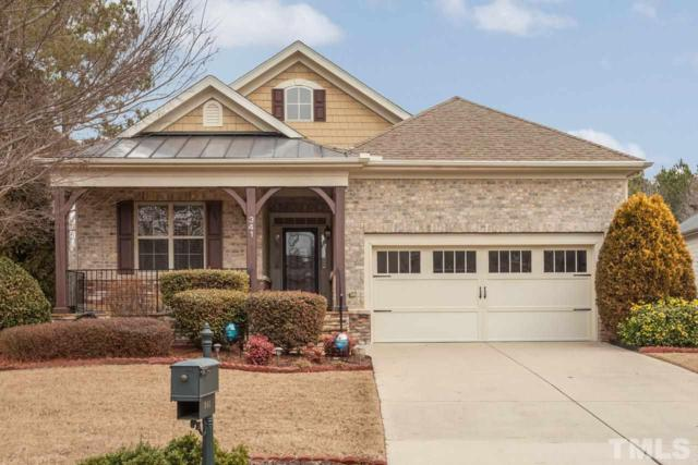 341 Dimock Way, Wake Forest, NC 27587 (#2172194) :: The Jim Allen Group