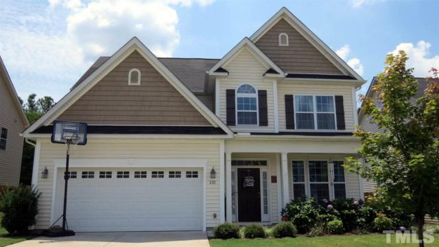 237 Sweet Violet Drive, Holly Springs, NC 27540 (#2172195) :: Raleigh Cary Realty