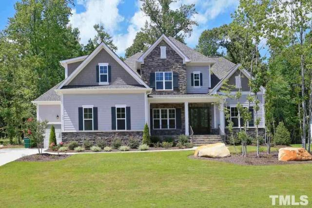 157 Beech Slope Court, Chapel Hill, NC 27517 (#2172204) :: The Abshure Realty Group