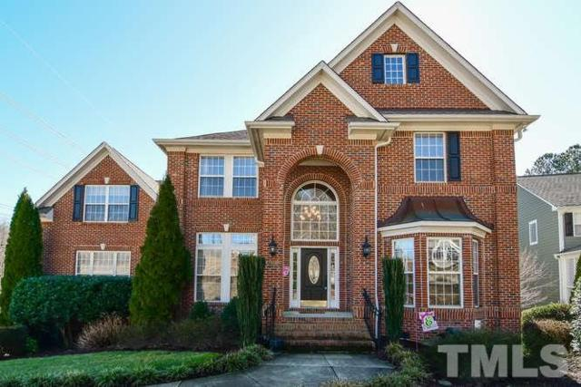 2809 Kissing Court, Raleigh, NC 27613 (#2172205) :: The Jim Allen Group