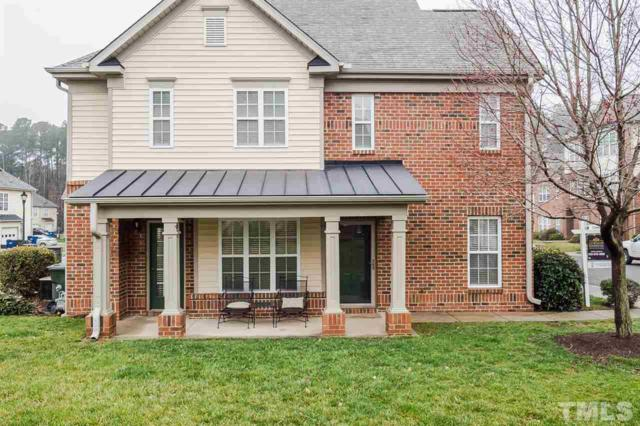 9815 Layla Avenue, Raleigh, NC 27617 (#2172251) :: M&J Realty Group